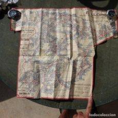 Mapas contemporáneos: ANTIGUO PLANO DE FERROCARRILES ESPAÑOLES. Lote 278400148