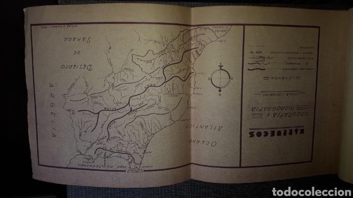 Mapas contemporáneos: Atlas Geografico del Marruecos Español y posesiones en Africa - Foto 3 - 278594693