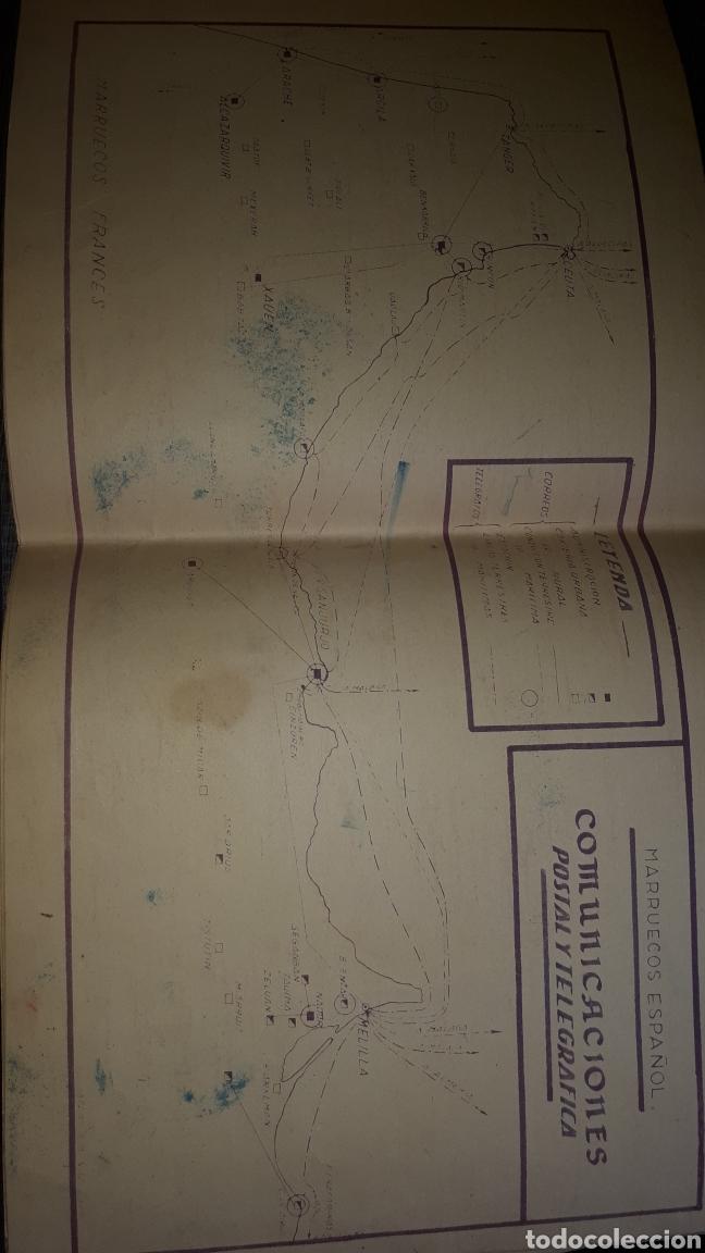 Mapas contemporáneos: Atlas Geografico del Marruecos Español y posesiones en Africa - Foto 6 - 278594693