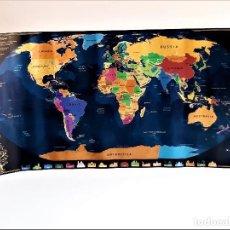 Mappe contemporanee: MAPA CARTULINA RECTANGULAR - 84 X 42.CM. Lote 281004743