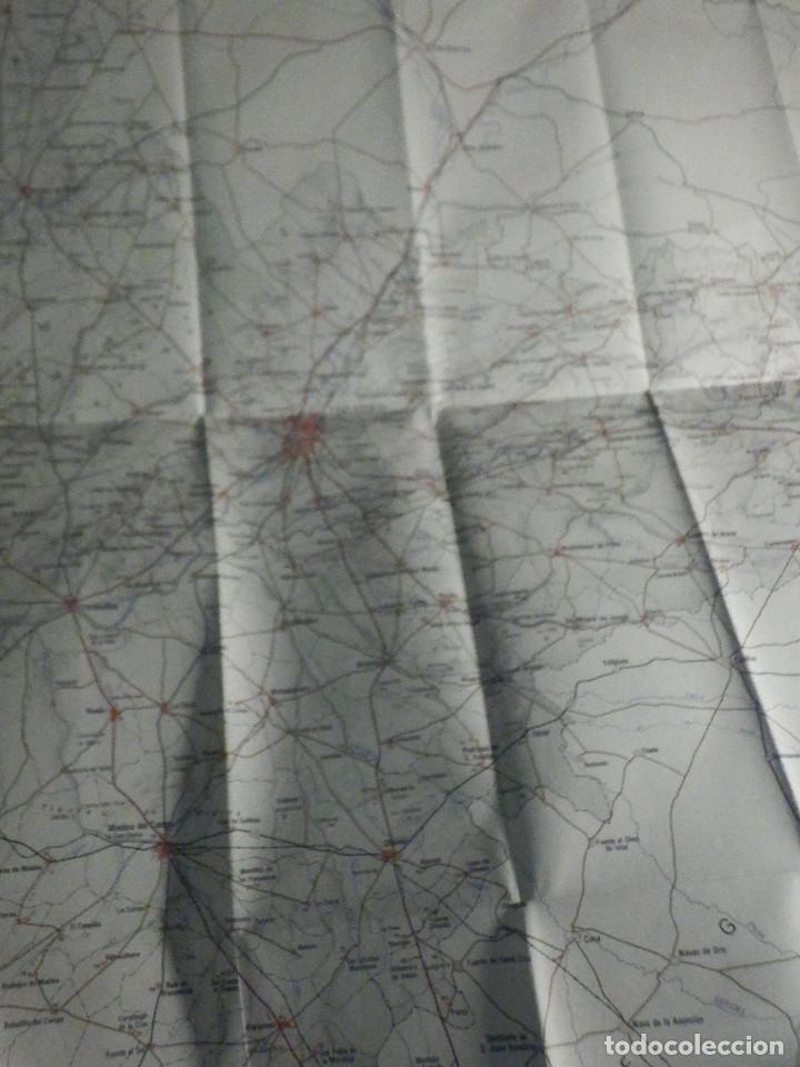 Mapas contemporáneos: Mapa Provincial - Plano - Valladolid - 1: 200.000 Hoja 83 - 1976 - 79 x 94 cm - Foto 2 - 287674443