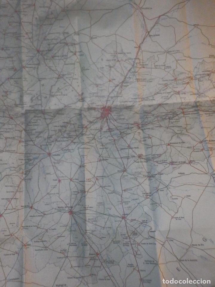 Mapas contemporáneos: Mapa Provincial - Plano - Valladolid - 1: 200.000 Hoja 83 - 1976 - 79 x 94 cm - Foto 3 - 287674443