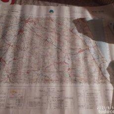 Mapas contemporáneos: MAPA MILITAR ALCIRA. Lote 288687008
