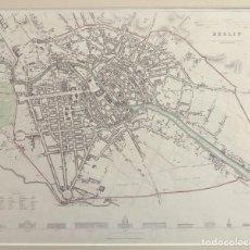 Mapas contemporáneos: BERLIN SDUK. Lote 291933353