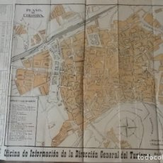 Mapas contemporáneos: ANTIGUO PLANO DE CORDOBA ESCALA 1:6000 SE DESCONOCE EPOCA EXACTA. Lote 293425813