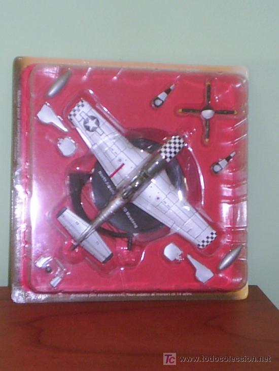 AVIONES DE COMBATE DE PLANETA DE AGOSTINI 1/72 (Modelismo y Radio Control - Maquetas - Aviones y Helicópteros)