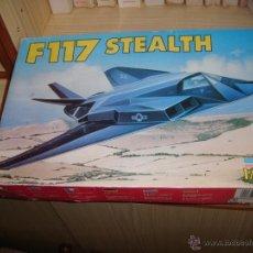 Maquetas: F-117 STEALTH, ESCI 1/72. Lote 45054153