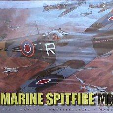 Maquetas: MAQUETA AIRFIX 1/48 SUPERMARINE SPITFIRE IXC / XVIE #05113. Lote 106595220