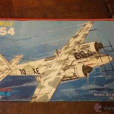 Maquetas: FOCKE WULF TA-152. PIONEER 1/72. Lote 51198412