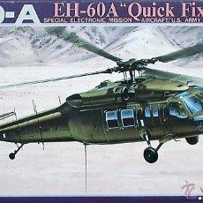 Maquetas: MAQUETA FUJIMI 1/72 SIKORSKY EH-60A 'QUICK FIX' #F5 (7A-F5). Lote 54477297