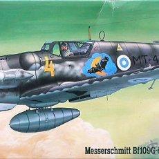 Maquetas: MAQUETA HASEGAWA 1/72 MESSERSCHMITT BF 109G-6 'FINNISH AIR FORCE' #AP107 (51367). Lote 54504161