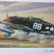 Maquetas: REPUBLIC P-47D RAZORBACK. HASEGAWA 1/72. Lote 54633644