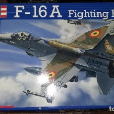 Maquetas: GENERAL DYNAMICS F-16 A FIGHTING FALCON. REVELL 1/72. Lote 82746616