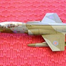 Maquetas: MAQUETA METÁLICA AVIÓN F-104 B STARFIGHTER DE HOBBY MASTER. Lote 94150715