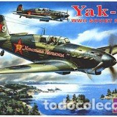 Maquetas: YAK-7A 1:48 ICM MAQUETA AVIÓN. Lote 95940550