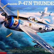 Maquetas: P-47N THUNDEBOLT 1:48 REVELL 04867 MAQUETA AVIÓN. Lote 95943007