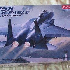 Maquetas: MAQUETA F-15K SLAM EAGLE R,OK AIR FORCE ACADEMY - 1,48 TH SCALE. Lote 96029803