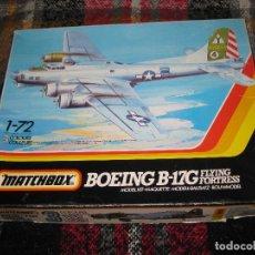 Maquetas: MATCHBOX, BOEING B-17G. Lote 106574247
