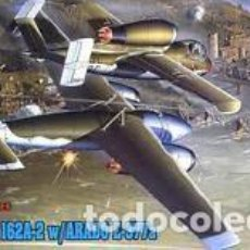 Maquetas: DRAGON - MISTEL 5 HE162A-2 W/ARADO E-377A 5002 1/72. Lote 106602839