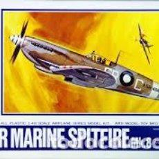 Maquetas: ARII - SUPERMARINE SPITFIRE MK 8 12 A333 1/48. Lote 106603015