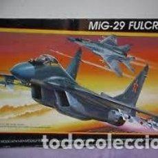 Maquetas: MONOGRAM - MIG 29 FULCRUM 5825 1/48. Lote 106605523