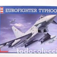 Maquetas: REVELL - EUROFIGHTER TYPHOON 04568 1/48. Lote 110414823