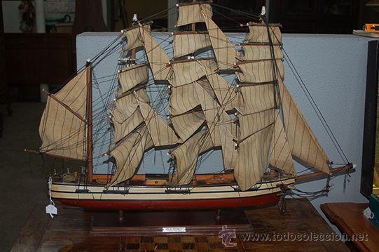 MAQUETA DE BARCO GREAT REPUBLIC 1835 (Modelismo y Radiocontrol - Maquetas - Barcos)