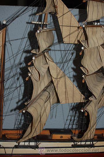 Maquetas: Maqueta de barco GREAT REPUBLIC 1835 - Foto 3 - 46756470
