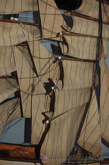 Maquetas: Maqueta de barco GREAT REPUBLIC 1835 - Foto 6 - 46756470
