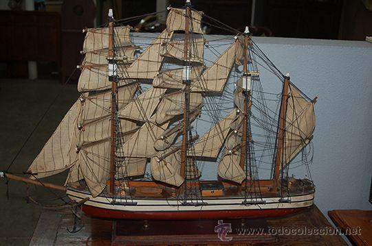 Maquetas: Maqueta de barco GREAT REPUBLIC 1835 - Foto 11 - 46756470