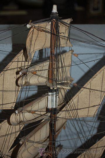 Maquetas: Maqueta de barco GREAT REPUBLIC 1835 - Foto 12 - 46756470