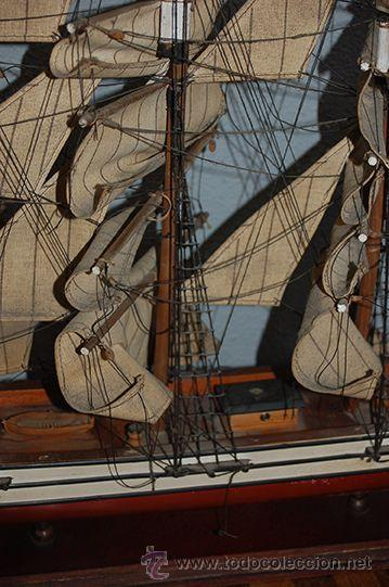 Maquetas: Maqueta de barco GREAT REPUBLIC 1835 - Foto 13 - 46756470