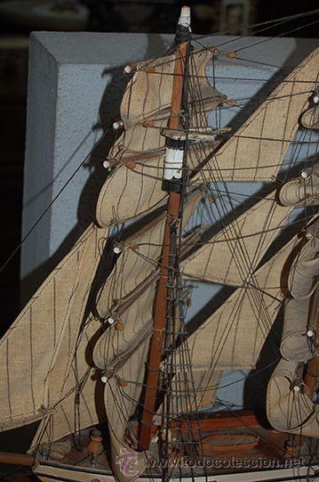Maquetas: Maqueta de barco GREAT REPUBLIC 1835 - Foto 15 - 46756470
