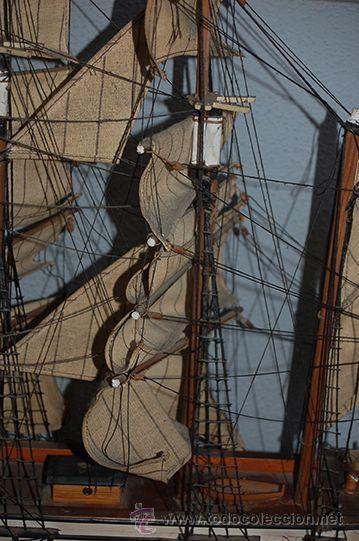 Maquetas: Maqueta de barco GREAT REPUBLIC 1835 - Foto 18 - 46756470