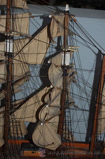 Maquetas: Maqueta de barco GREAT REPUBLIC 1835 - Foto 19 - 46756470