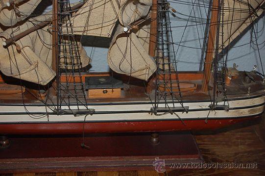 Maquetas: Maqueta de barco GREAT REPUBLIC 1835 - Foto 21 - 46756470