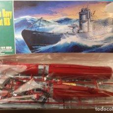 Maquetas: GERMAN NAVY U-BOAT IX B - E: 1/150 -MAQUETA AÑO 1995 - COMPLETA Y PRECINTADA!!. Lote 69866277