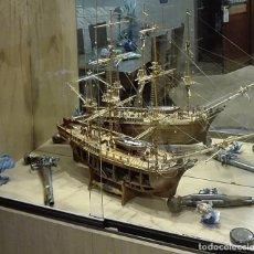 Maquetas: MAQUETA FRAGATA HMS BOUNTY ESCALA 1/48. Lote 98572523
