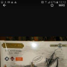 Maquetas: KIT GUARDACOSTAS ESCAMPAVIA PILAR. Lote 98603402
