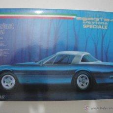 Maquetas: FERRARI 365 GTB-4 DAYTONA SPECIALE DE FUJIMI ENTHUSIAST MODEL A 1/24. Lote 51391479