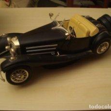 Maquetas: MERCEDES BENZ 500K ROADSTER 1936. Lote 67192929