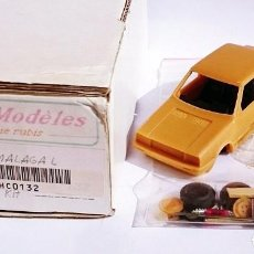 Maquetas: HECO MODELES REF HC 0132 SERIE RUBIS KIT SEAT MALAGA L - RESINA. Lote 56469926