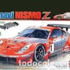 Maquetas: TAMIYA - XANAVI NISMO GT-R R-34 24268 1/24. Lote 103609343