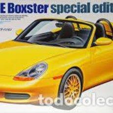 Maquetas: TAMIYA - PORSCHE BOXTER SPECIAL EDITION 24249 1/24 . Lote 103609703