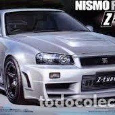 Maquetas: TAMIYA - NISMO R34 GT-R Z-TUNE 24282 1/24. Lote 103611843