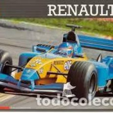 Maquetas: REVELL - RENAULT R23 07237 1/24. Lote 110106679