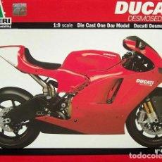 Maquetas: ITALERI - DUCATI DESMOSEDICI RR 40652 1/9. Lote 110418595