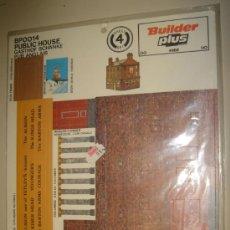 Maquetas: BUILDER PLUS. BPOO14. PUBLIC HOUSE. Lote 37452140