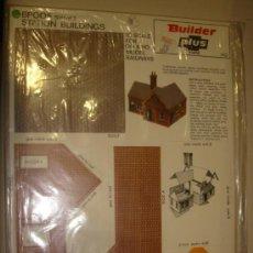 Maquetas: BUILDER PLUS. BPOO5. STATION BUILDINGS. Lote 37452151