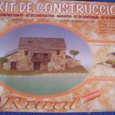 Maquetas: KIT DE CONSTRUCCION CUIT CASA DE LEON REF. 03606. Lote 48275225